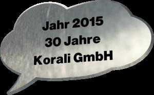 korali_30_jahre